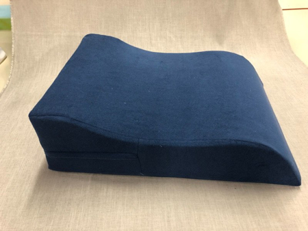 Picture of Orthopedic Leg Wedge-Curved
