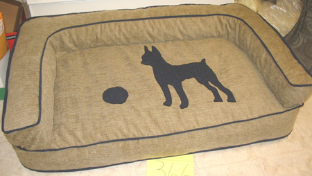 Picture of Cozy Pet Bed w/Bolster