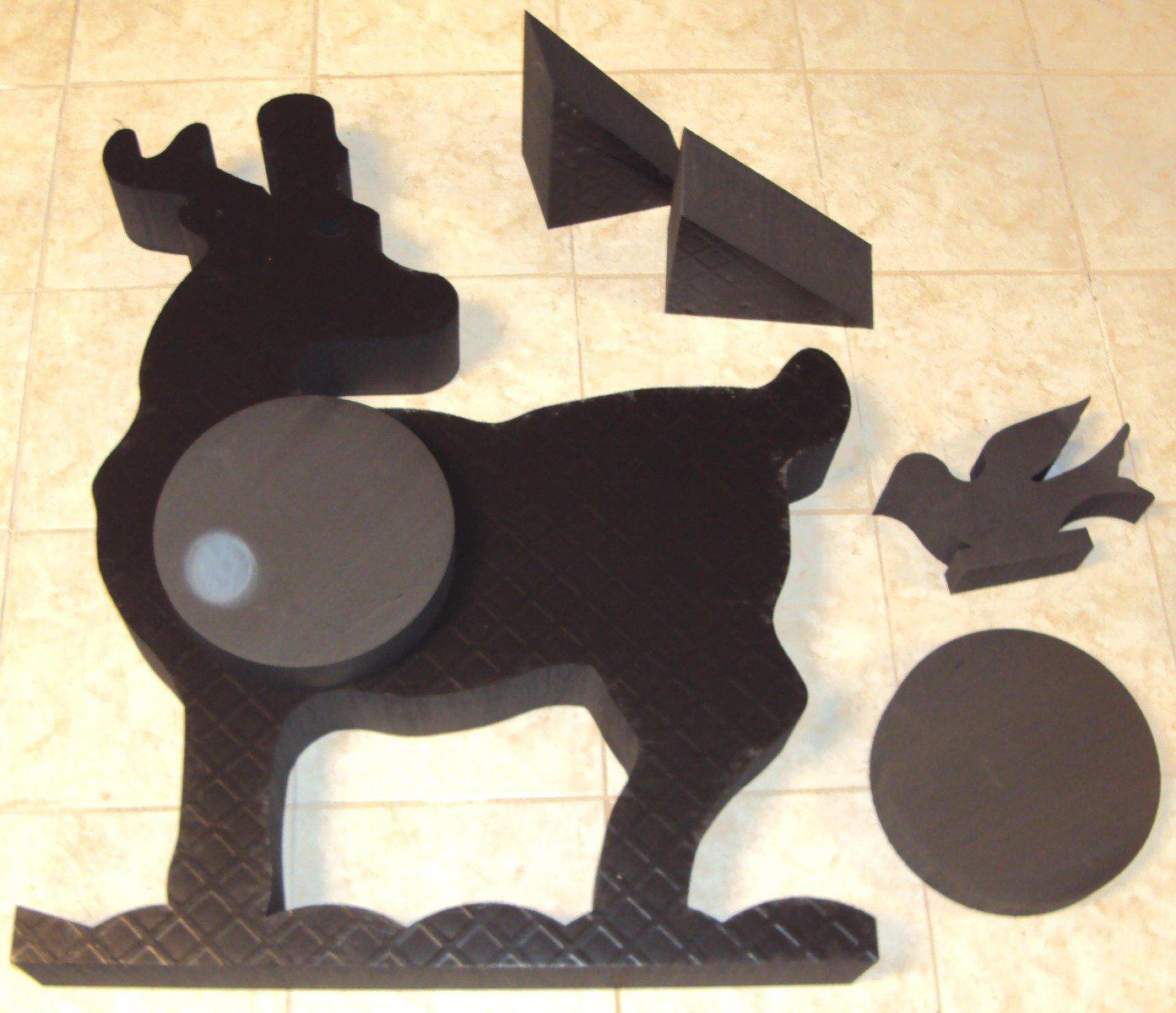 Picture of 3D Deer Archery Target