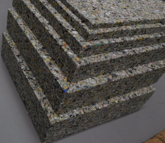 Picture of Multi/Rebonded-Mixed Foam