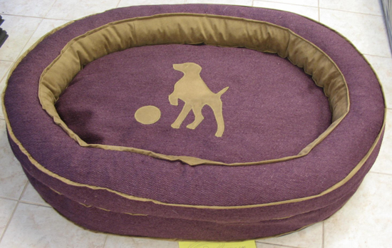 Picture of Custom Cozy Pet Bed