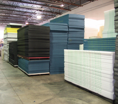 Picture of 2.3LBS Density Polyethylene Planks- Laminated