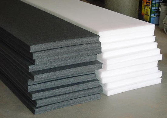 Picture of 4LBS Density Polyethylene Planks-Solid