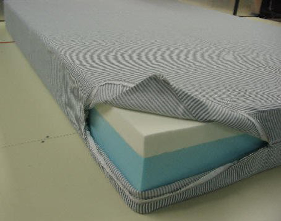 Picture of Hospital Bed Foam Mattress