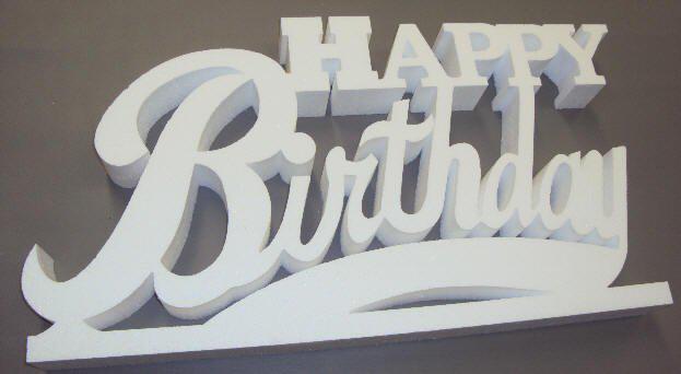 Picture of Happy Birthday Decoration