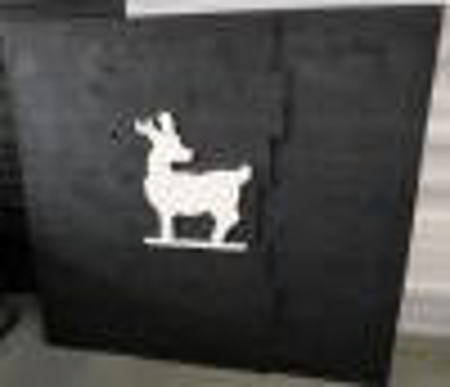 Picture of Polyethylene 4lbs Archery Target