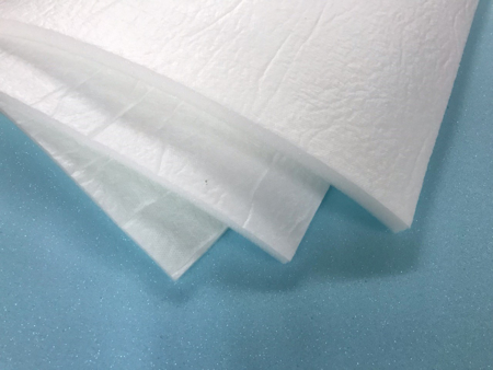 Picture of Poly Foam With Cloth Backing (Remay)