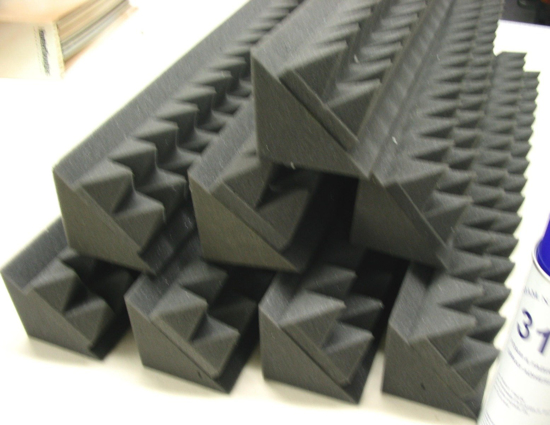 Picture of Pyramid Bass Trap