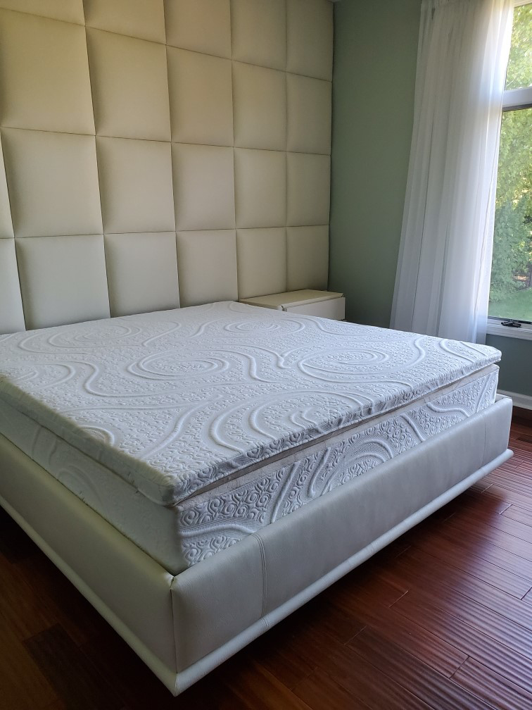 """Picture of Mattress Combo 8"""" Thick"""
