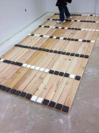 Picture of Sprung Dance Floors