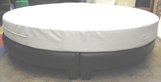 Picture of Round Platform With Mattress