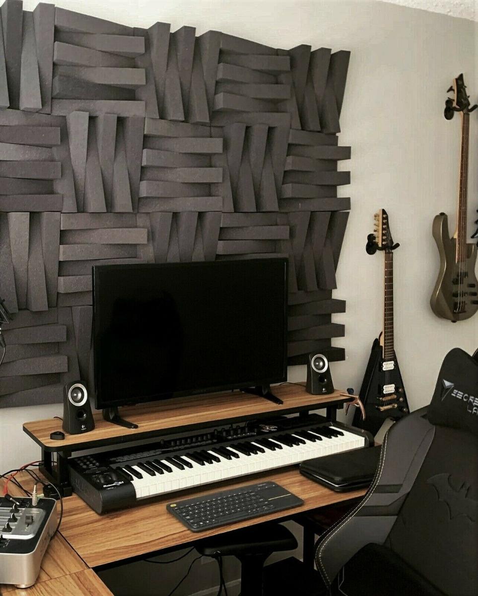 Picture of Kit #4 - Stylish Interlocked Wedge Tiles