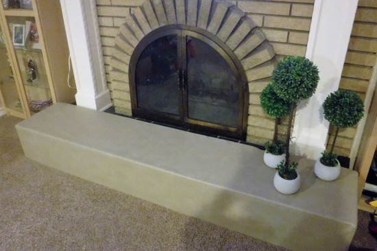 Picture of Cover Protector for Fireplace