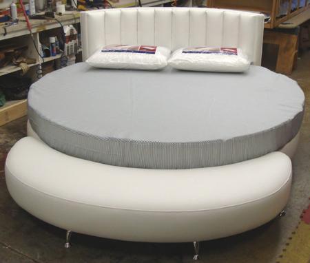 Picture of Round Mattress Set