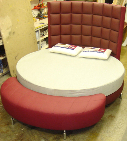 Picture of Round Mattress Bedroom Set- Channel