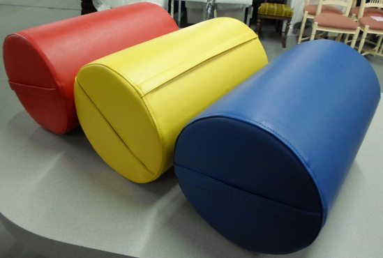 Picture of Round Bolster- Rebounded Foam