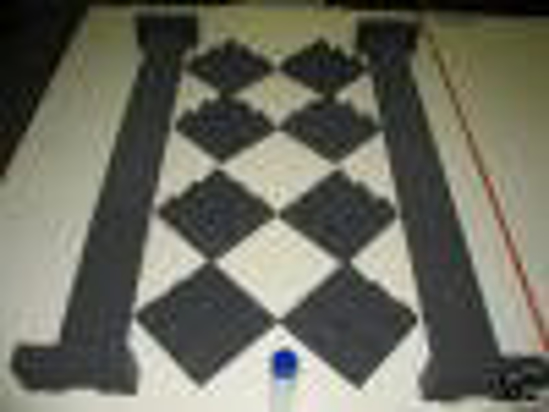 Picture of NC-108 with Pyramid Tiles