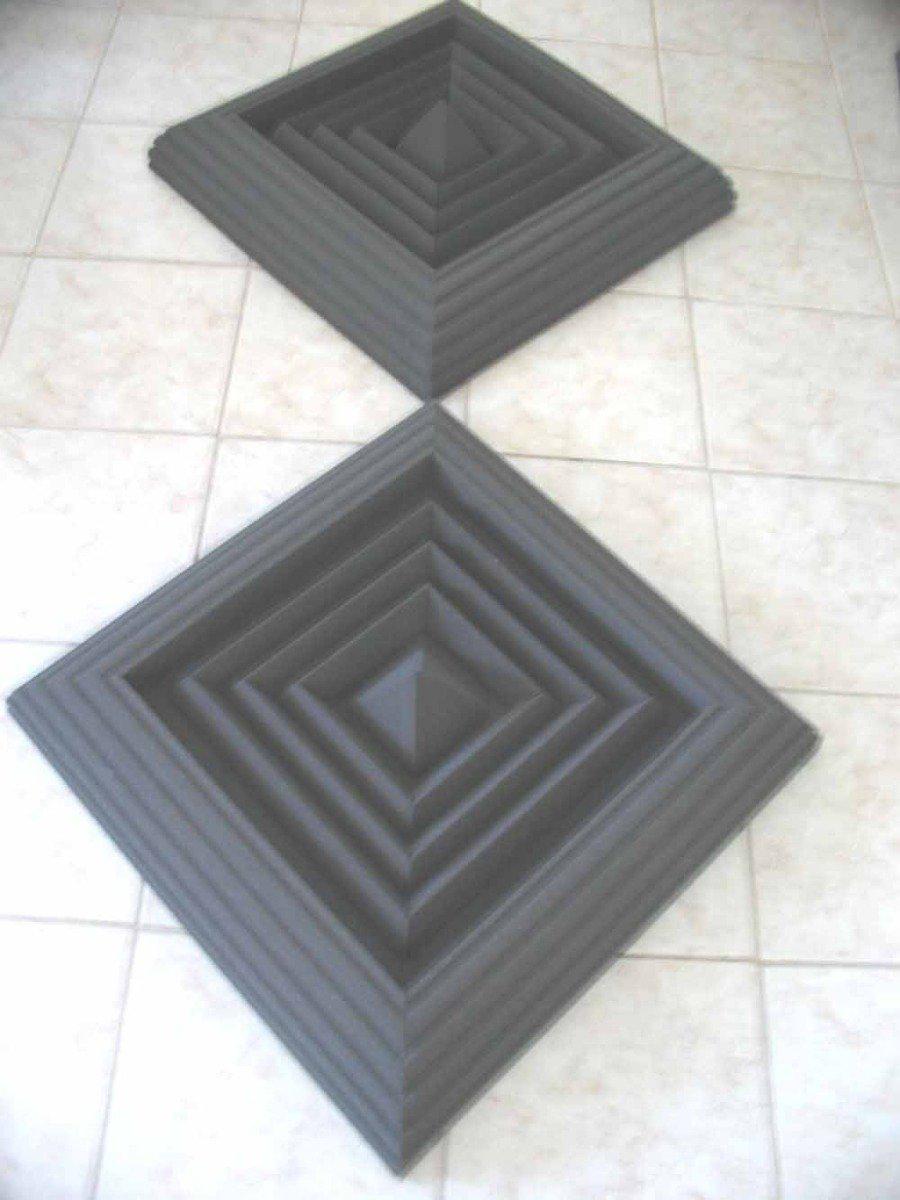 Picture of Stylish Tiles w/ Foam Columns
