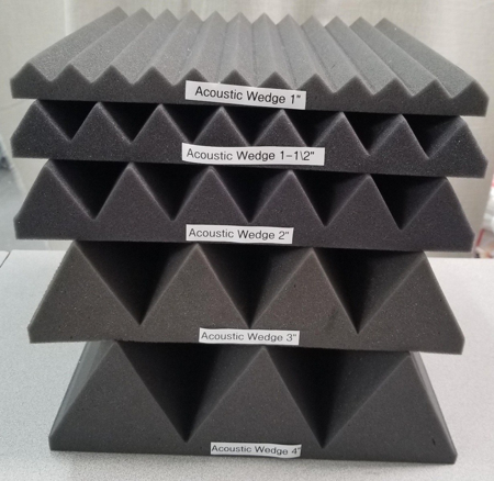 Picture of Wedge Foam Tiles