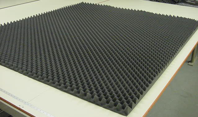 Picture of Acoustic Eggcrate Convoluted