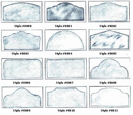 Picture of Foam Headboard