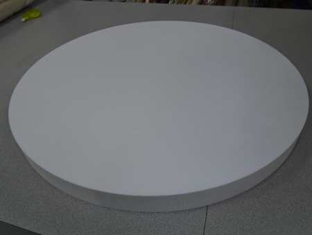 Picture of Egg Table Polystyrene Template