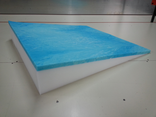 """Picture of Body Wedges - 36"""" Long x 27"""" Wide"""