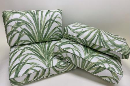 Foam Seat and Back Cushion