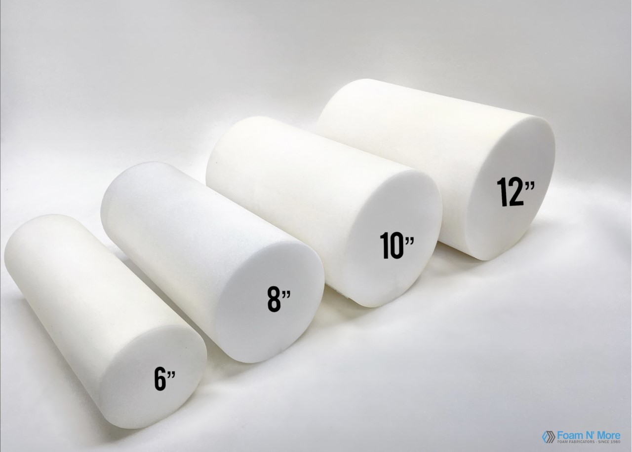 Picture of Round Bolsters Foam