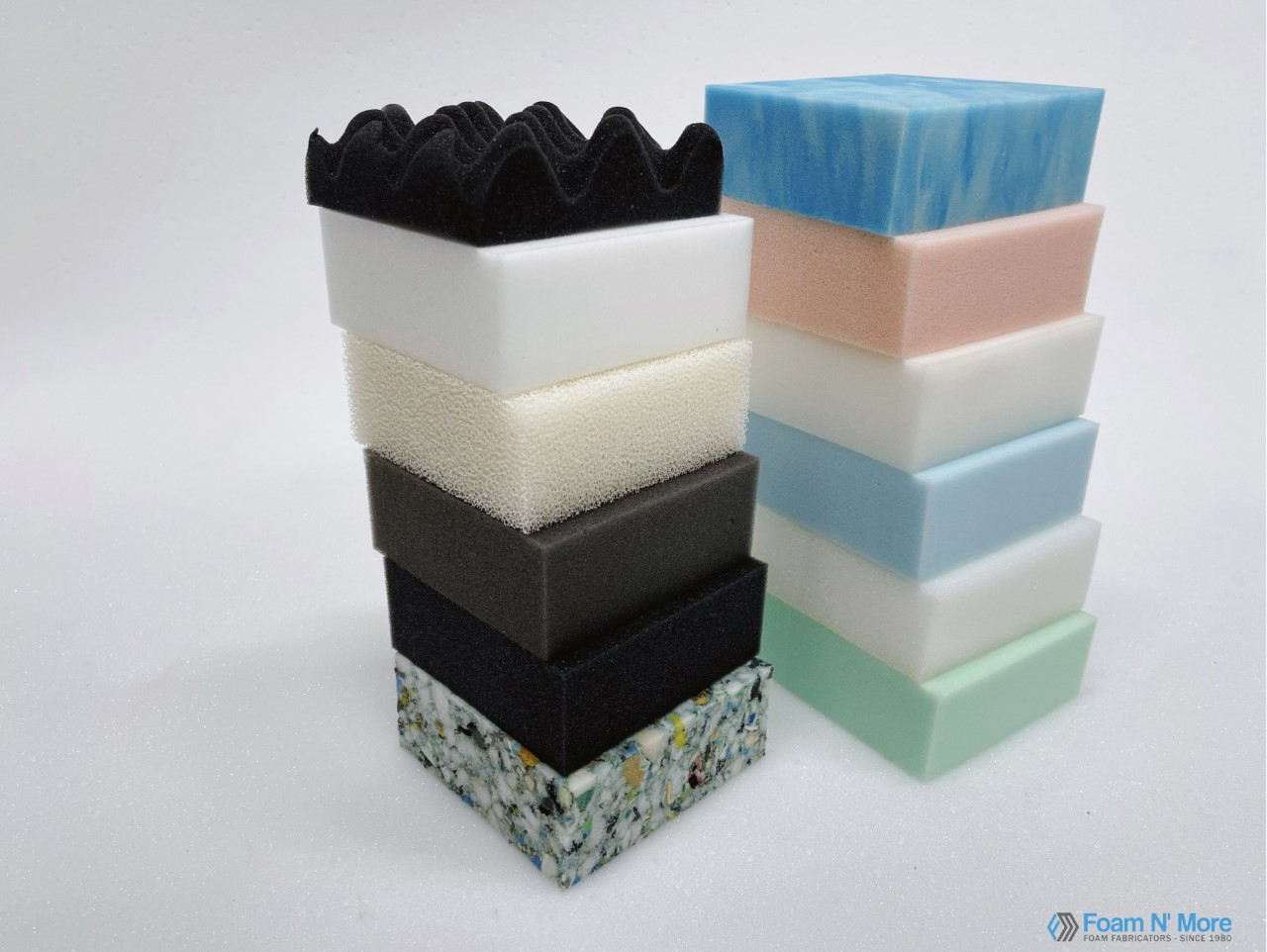Picture of High Density Foam Sample Pack
