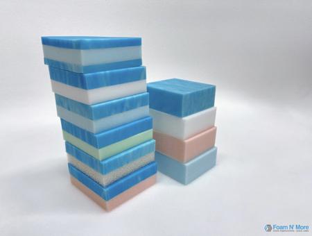 Picture of Foam Mattress Topper Sample Pack