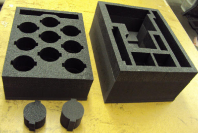 Custom Cut Foam Packaging