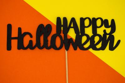5 DIY Halloween Decorations with Polystyrene Foam
