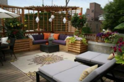 Outdoor Patio Cushions and Outdoor Seating