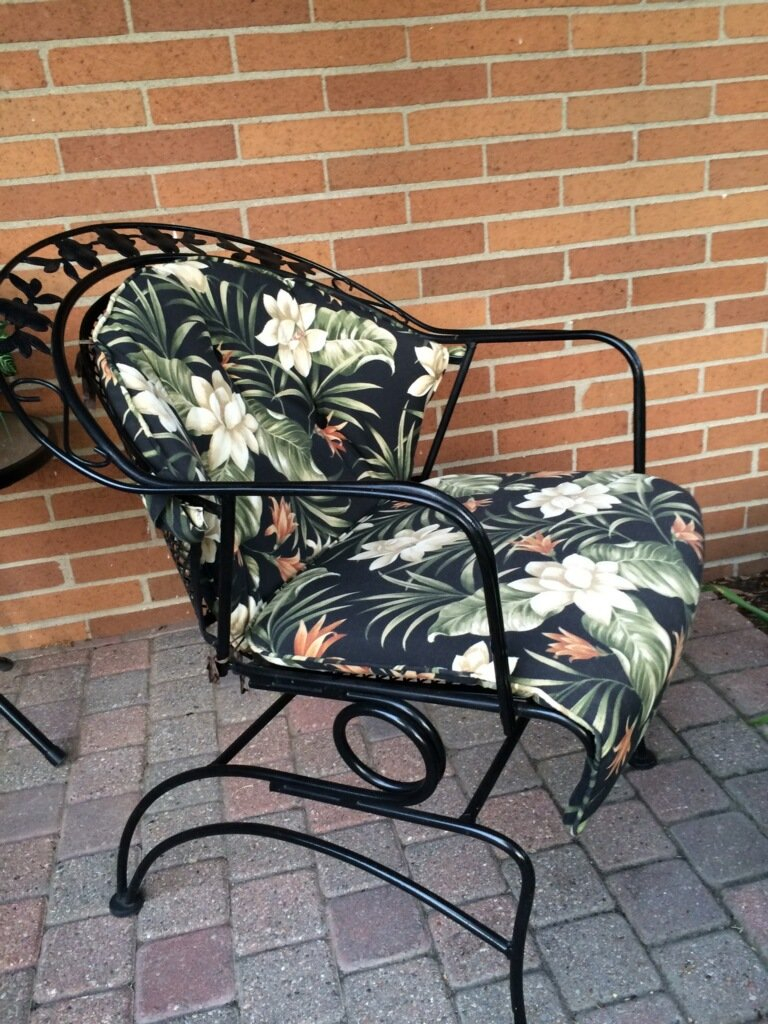 Out Door Seat Replacement